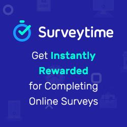 SurveyTime - Desktop - Free Paid Surveys